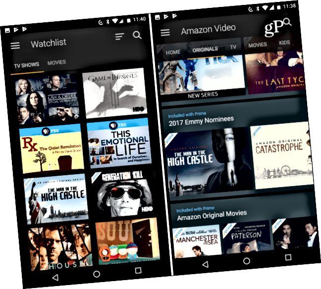 Amazon-prime-video-app-android