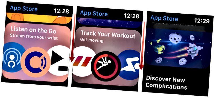 App Store kolleksiyaları