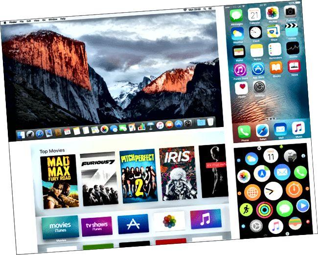 OS X Zukunft
