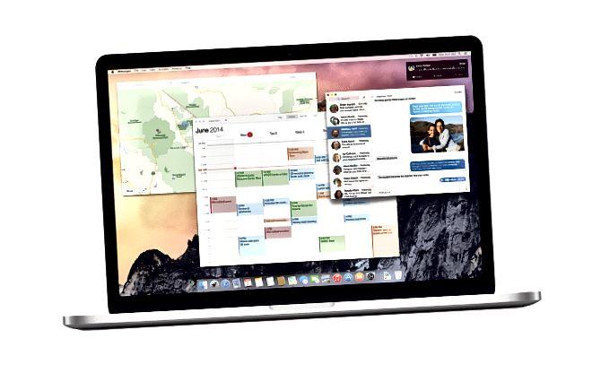 Neues OS X von Apple