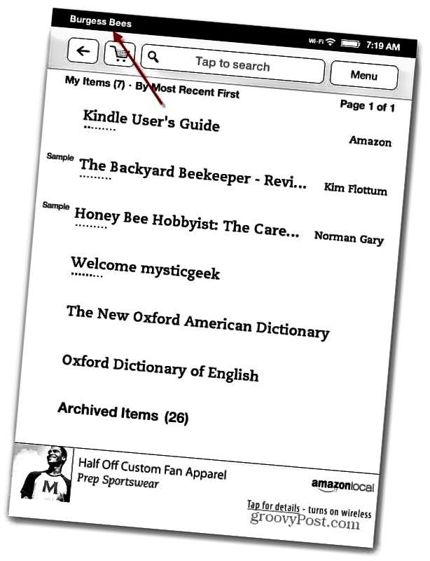 Kindle Touch přejmenován