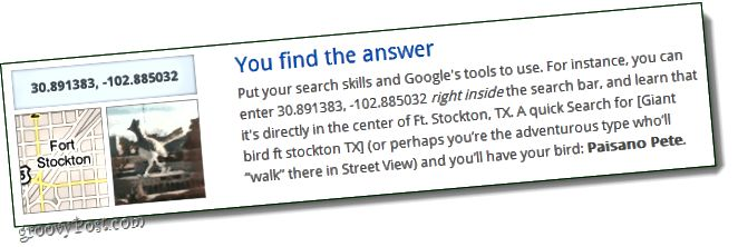 google trivia cavablarını necə tapmaq olar
