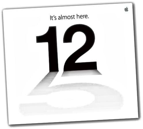 iPhone 5 einladen