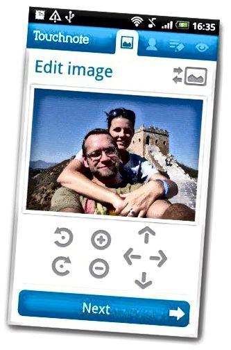 Touchnote-Postkarten