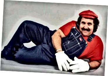 Ron Jeremy Mario