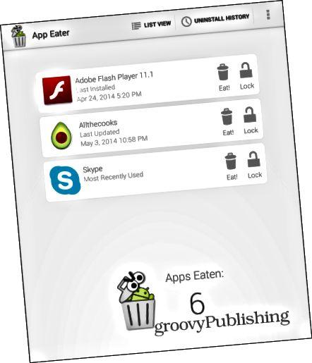App Eater Haupt