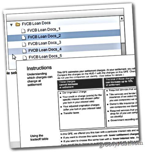 PDF-Dateien kombinieren