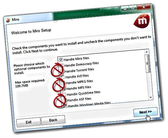 miro ist scheiße im Umgang mit Dateien, benutze es einfach zum Herunterladen