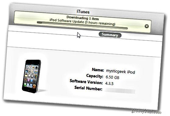 Λήψη iOS 5