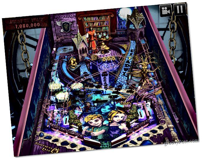 Zen Pinball Sorcerer's Lair
