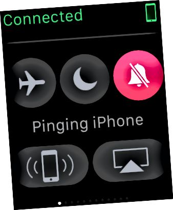 ping iphone