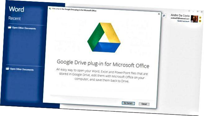 Plug ng Google Drive