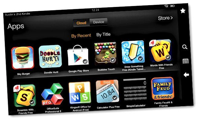λήψη εφαρμογών amazon από cloud σε συσκευή