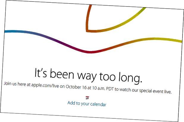 Apple iPad viðburður