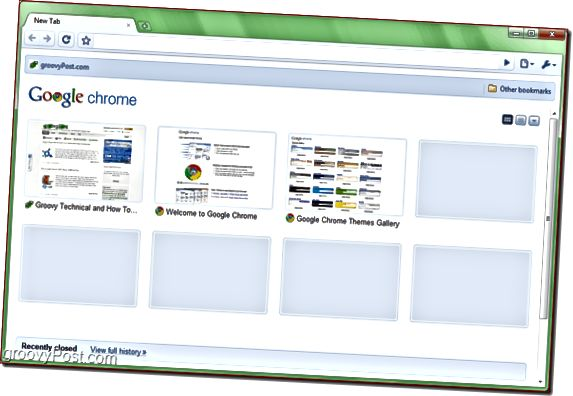 Google Chrome Portable -julkaisu englanniksi
