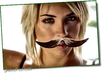 TinEye Screenshot - seltsame Person mit einem großen Schnurrbart