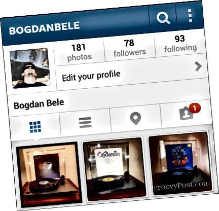 Instagram Etiketi