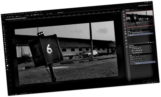 Photoshop-valokuva avaa bokeh-sumea taustakuvausvaikutus kuinka opetusohjelma