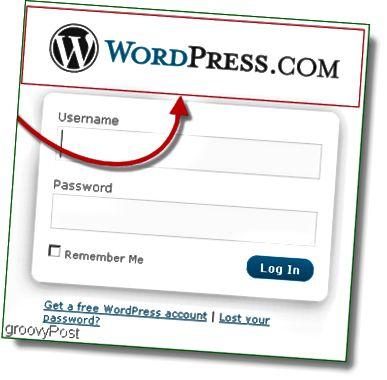 Logo WordPress na přihlašovací stránce - logo-login.gif