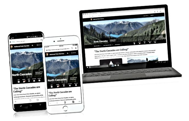 Edge Android iOS Pokračujte na PC