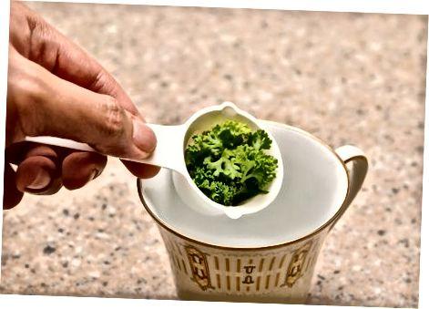 Чай от свеж магданоз [1] X Изследователски източник