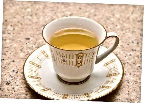 Чай от листа от сушен магданоз [2] X Изследователски източник