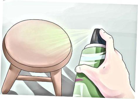Uch oyoqli taburet