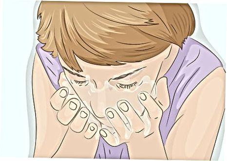 Teringizni va nasosni tayyorlash