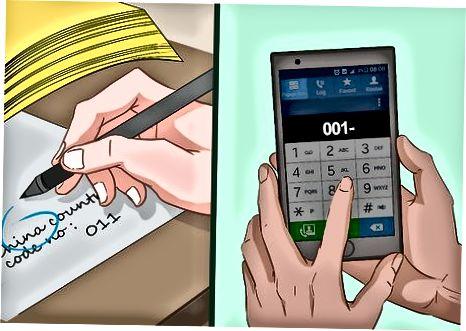 Telefon orqali qo'ng'iroq qilish