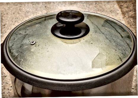 Приготвяне на лесен чесън от картофено пюре