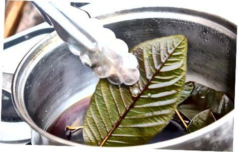 Използване на сода за измиване