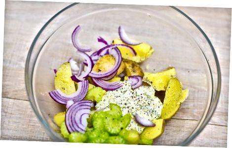 Проста картофена салата