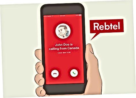 App yoki VoIP platformasi orqali Kubaga qo'ng'iroq qilish