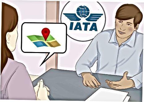 Sizning IATA sertifikatingizni yakunlash va saqlash