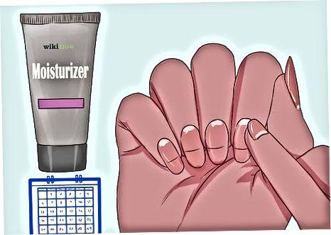 Редовно поддържане на ноктите