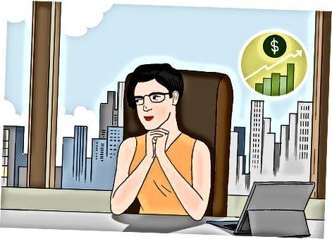 Bankning Bosh direktori sifatida ishlash