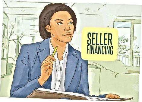 Satıcı maliyyələşdirilməsi