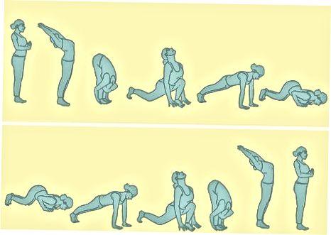 Yoga yoki Pilates-dan foydalanish