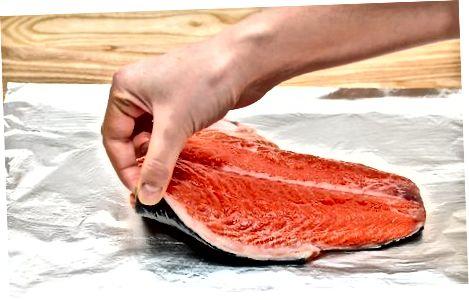 Падрыхтуйце рыбу