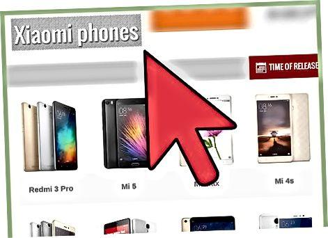 Xiaomi telefonini Osiyo tashqarisida sotib olish
