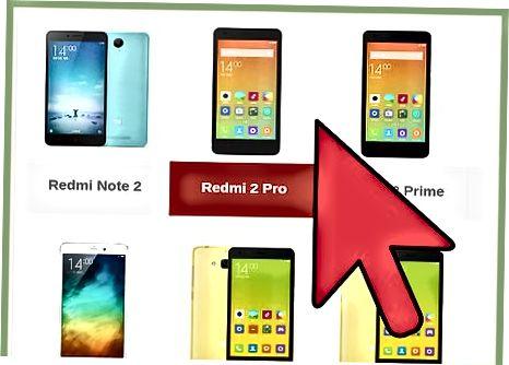 Xiaomi telefoniga qaror qilish