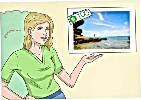 Продажба на пътуваща фотография