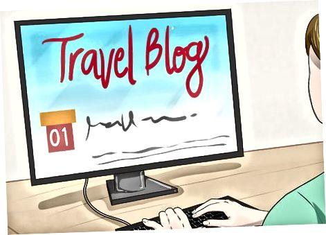 Стартиране на блог за пътуване