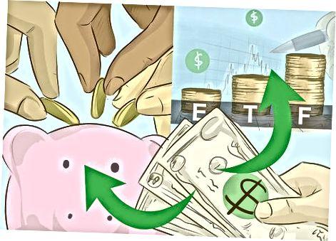 Търговия със стокови взаимни фондове и ETFs