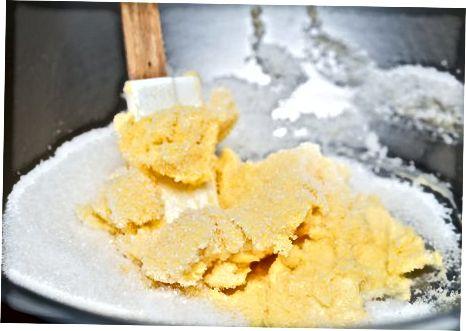 Vanil funtli kek tayyorlash