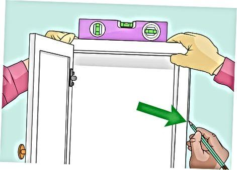 Cortar un agujero para un gabinete empotrado