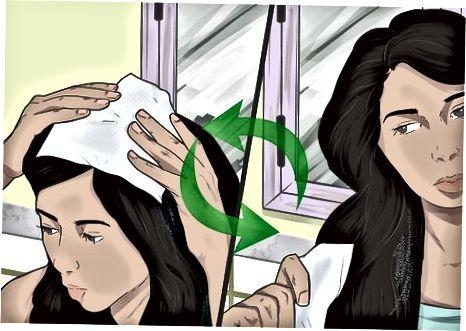 Hairspray bilan porlash
