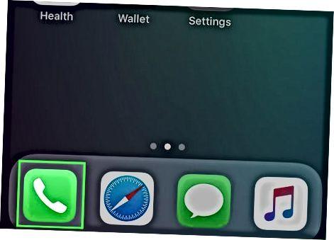 IPhone-da raqamni blokirovka qilish