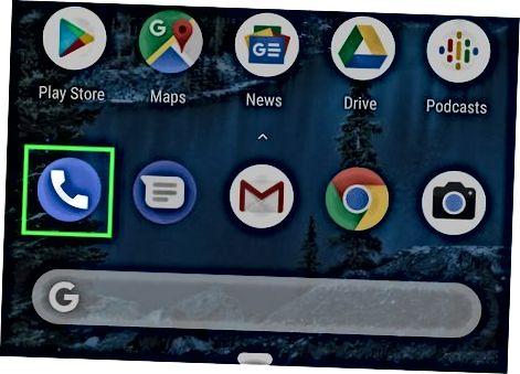Pixel yoki Nexus Android-dan foydalanish