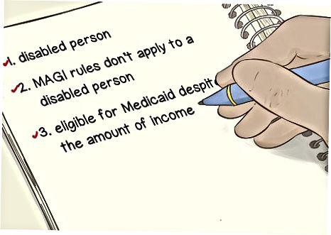 Medicaid-ni rad etish to'g'risidagi shikoyat